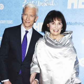 HBO's Nothing Left Unsaid: Gloria Vanderbilt and Anderson Cooper Premiere
