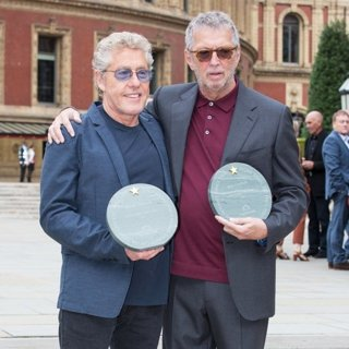 Roger Daltrey, Eric Clapton in Royal Albert Hall Stars Project