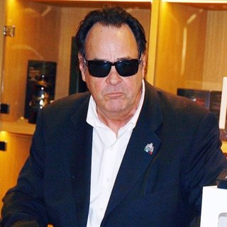 Dan Aykroyd in Dan Akroyd Launches Hs Crystal Head Vodka
