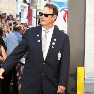 Dan Aykroyd in Los Angeles Premiere of Ghostbusters - Arrivals