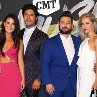 Dan + Shay in 2018 CMT Music Awards - Arrivals