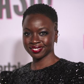 Danai Gurira in 2018 San Diego Comic Con - Entertainment Weekly's Closing Night Party - Arrivals