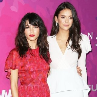 Jenna Dewan, Nina Dobrev in Variety and WWD Host 2nd Annual StyleMakers Awards