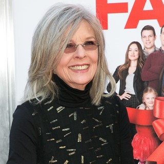 Diane Keaton in Premiere of CBS Films' Love the Coopers