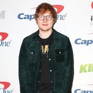 Ed Sheeran in 102.7 KIIS FM's Jingle Ball 2017 - Arrivals