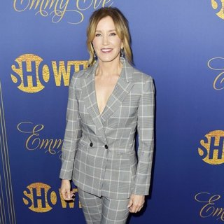 Felicity Huffman in 2018 Showtime Emmy Eve Nominees Celebration