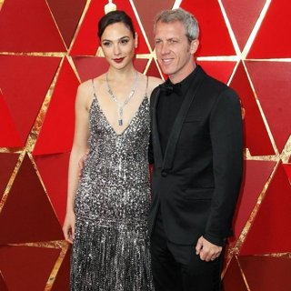 Gal Gadot, Yaron Versano in 90th Annual Academy Awards - Arrivals