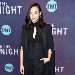 Gal Gadot in Premiere of TNT's I Am the Night - Arrivals
