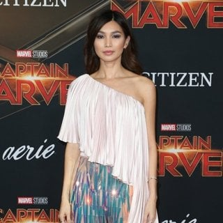 Gemma Chan in The World Premiere of Marvel Studios' Captain Marvel