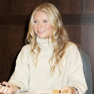 Gwyneth Paltrow Signs Copies of Book The Clean Plate