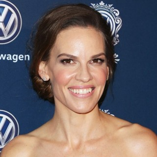 Hilary Swank in 21st Annual Huading Global Film Awards - Arrivals