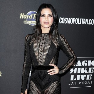 Jenna Dewan in Magic Mike Live Las Vegas Celebrates Official Opening Night