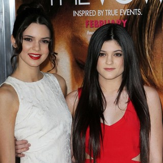Kendall Jenner, Kylie Jenner in The Vow Los Angeles Premiere