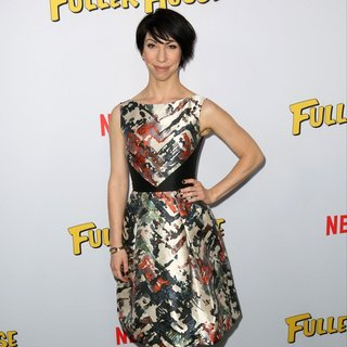Jessica Pohly in Premiere of Netflix's Fuller House