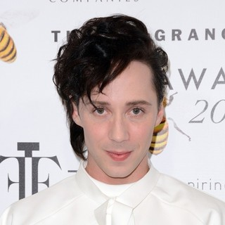 Johnny Weir in 2015 Fragrance Foundation Awards - Red Carpet Arrivals