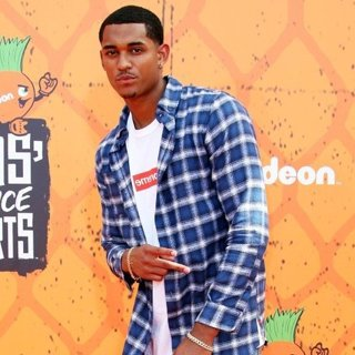 Jordan Clarkson in Nickelodeon's Kids' Choice Sports 2016