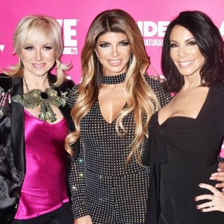 Margaret Josephs, Teresa Giudice, Danielle Staub in WE TV Launches Bridezillas Museum of Natural Hysteria