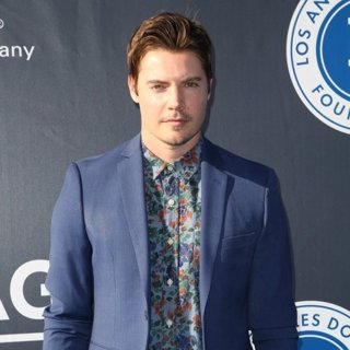 Josh Henderson in 4th Annual Los Angeles Dodgers Foundation Blue Diamond Gala
