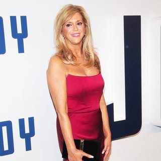 Joy Mangano in New York Premiere of Joy - Red Carpet Arrivals