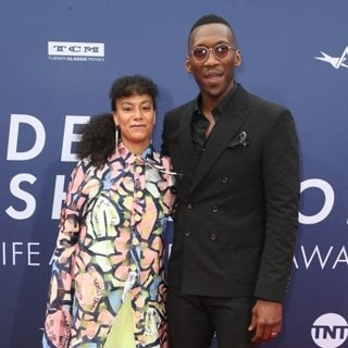 Amatus Sami-Karim, Mahershala Ali in 2019 AFI Life Achievement Award Gala Honoring Denzel Washington
