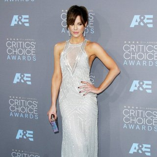Kate Beckinsale in 21st Annual Critics' Choice Awards - Arrivals