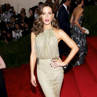 Kate Beckinsale in China: Through The Looking Glass Costume Institute Benefit Gala - Red Carpet Arrivals