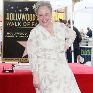 Kathy Bates Honored with Star on The Hollywood Walk of Fame