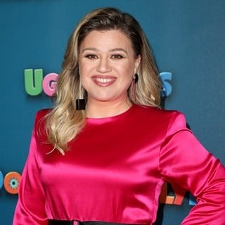 Kelly Clarkson in UglyDolls Los Angeles Photocall