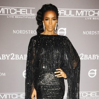 Kelly Rowland in 2018 Baby2Baby Gala