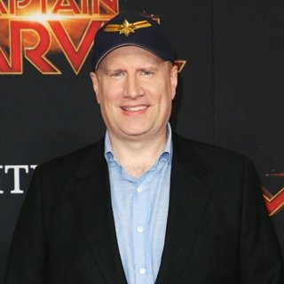 Kevin Feige in The World Premiere of Marvel Studios' Captain Marvel