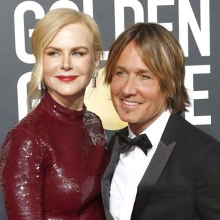 Nicole Kidman, Keith Urban in 76th Golden Globe Awards - Arrivals