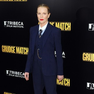 Grudge Match New York Screening - Red Carpet Arrivals