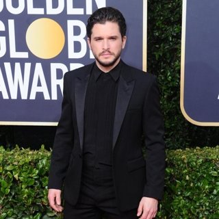 Kit Harington in 77th Annual Golden Globes - Arrivals