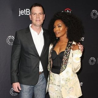 Peter Krause, Angela Bassett in The Paley Center for Medias 2019 PaleyFest LA - 9-1-1