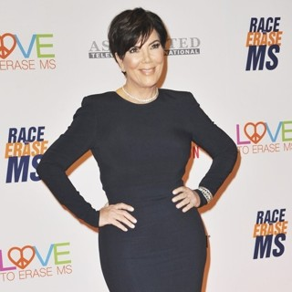 Kris Jenner in The 24th Annual Race to Erase MS Gala - Arrivals