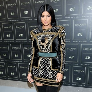 The BALMAIN X H&M Collection Launch