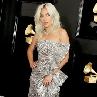 Lady GaGa in 61st Annual Grammy Awards - Arrivals
