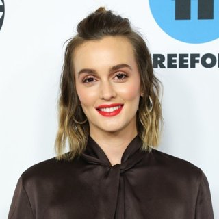 Leighton Meester in 2019 Winter TCA Press Tour - Disney ABC Television