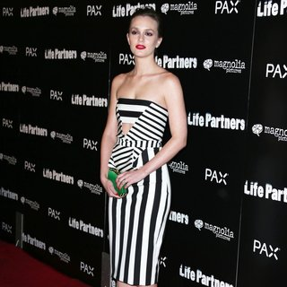Leighton Meester in Life Partners - Los Angeles Premiere