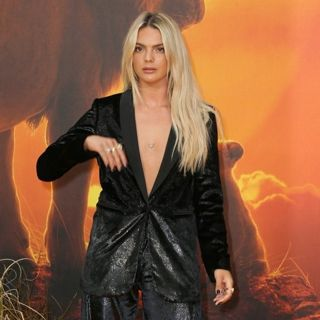 Louisa Johnson in The European Premiere of The Lion King - Arrivals