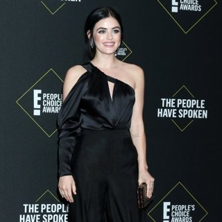 Lucy Hale in E! People's Choice Awards 2019 - Arrivals