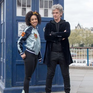 Doctor Who Cast Promotes Series 10