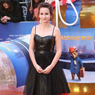 Madeleine Harris in World Premiere of Paddington