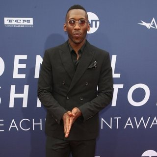 Mahershala Ali in 2019 AFI Life Achievement Award Gala Honoring Denzel Washington