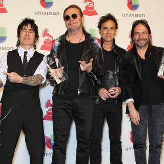 19th Annual Latin Grammy Awards - Press Room