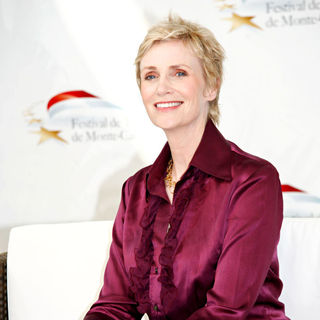Jane Lynch in 50th Anniversary of The Monte Carlo TV Festival - 'Glee' Photocall - Day 3