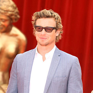 Simon Baker in 50th Anniversary of The Monte Carlo TV Festival - Day 3