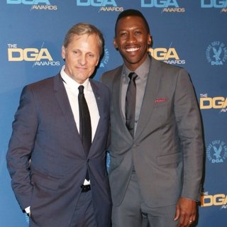 Viggo Mortensen, Mahershala Ali in 71st Annual Directors Guild of America Awards - Press Room