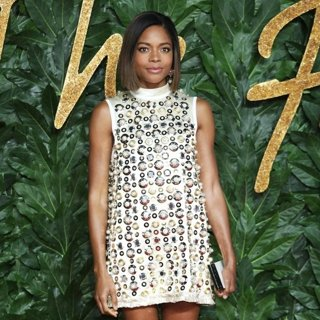 Naomie Harris in The British Fashion Awards 2018 - Arrivals