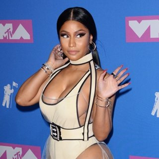 Nicki Minaj in 2018 MTV Video Music Awards - Arrivals